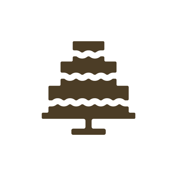 Bolos e Topos de bolo